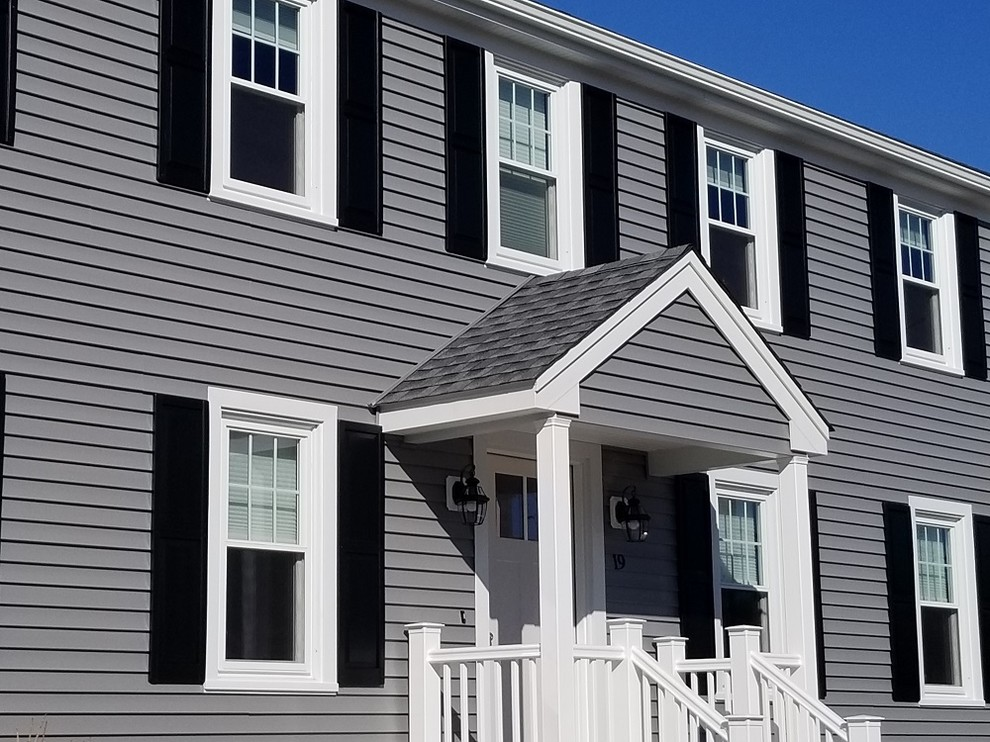 Veterans Roofing and Siding of Charlotte Grey